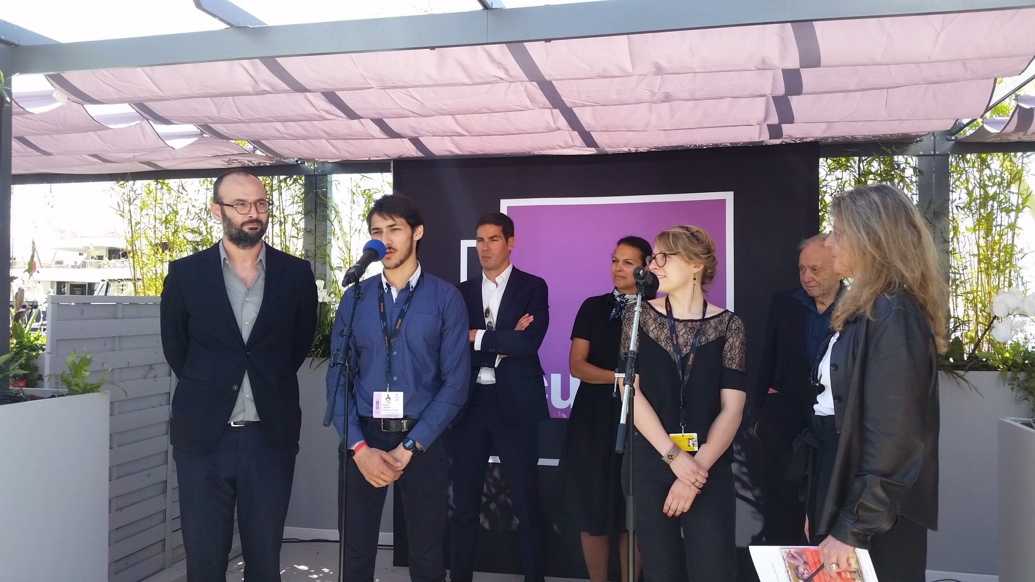 Prix France Culture Cinéma des étudiants image