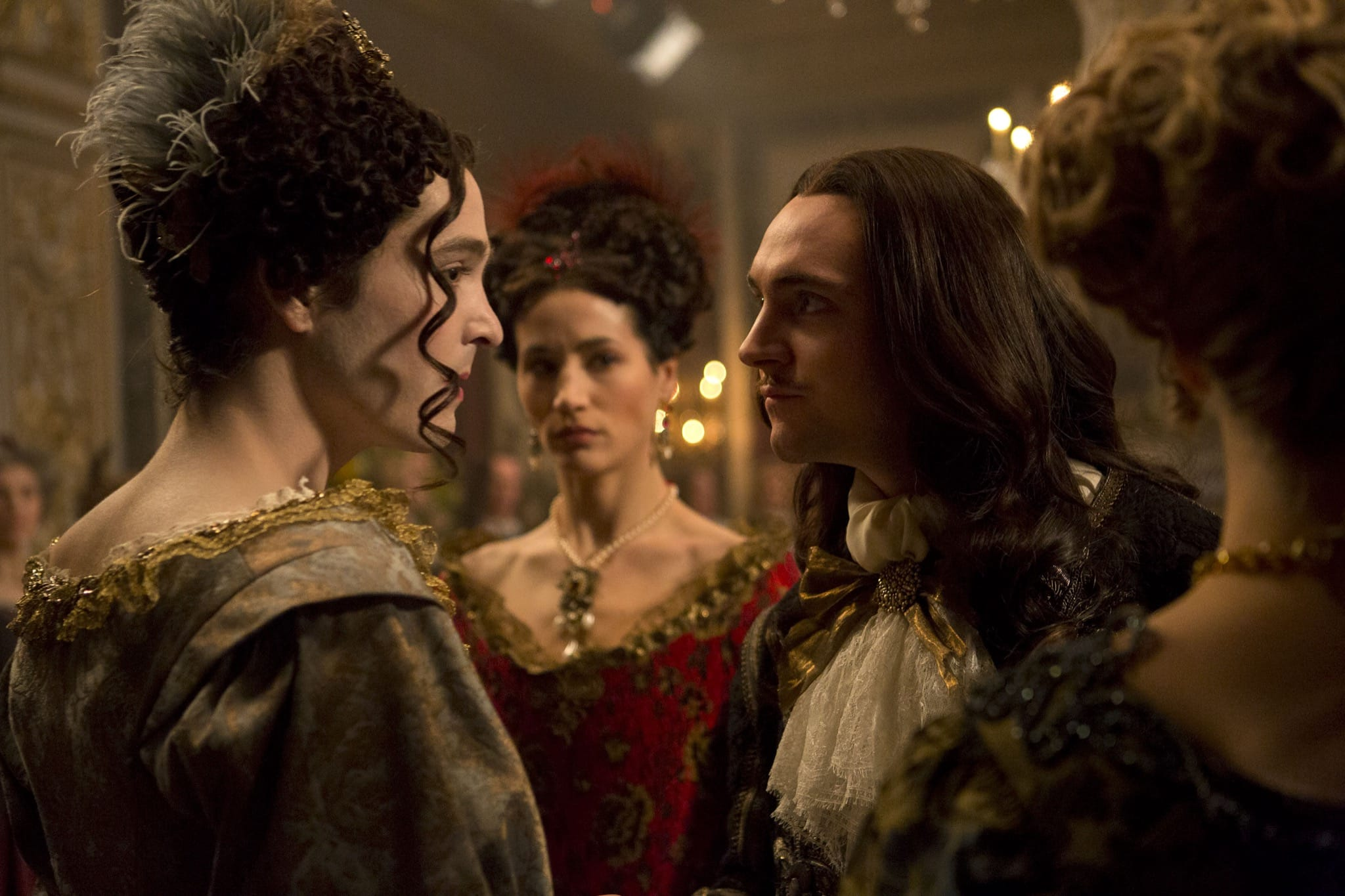 Versailles Serie Staffel 3