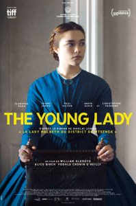 Affiche The Young Lady