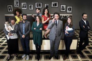 Dix pour cent saison 2 affiche