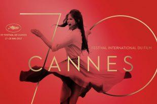 Festival Cannes 2017 Affiche