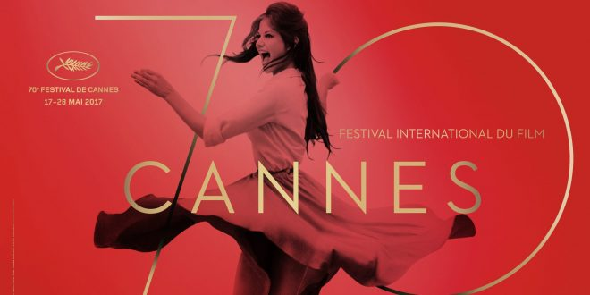 Festival Cannes 2017 Affiche