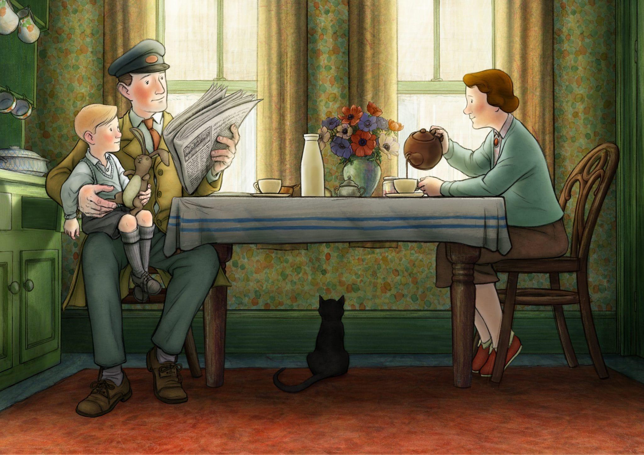 Festival international du film d'animation d'Annecy 2017 image Ethel And Ernest