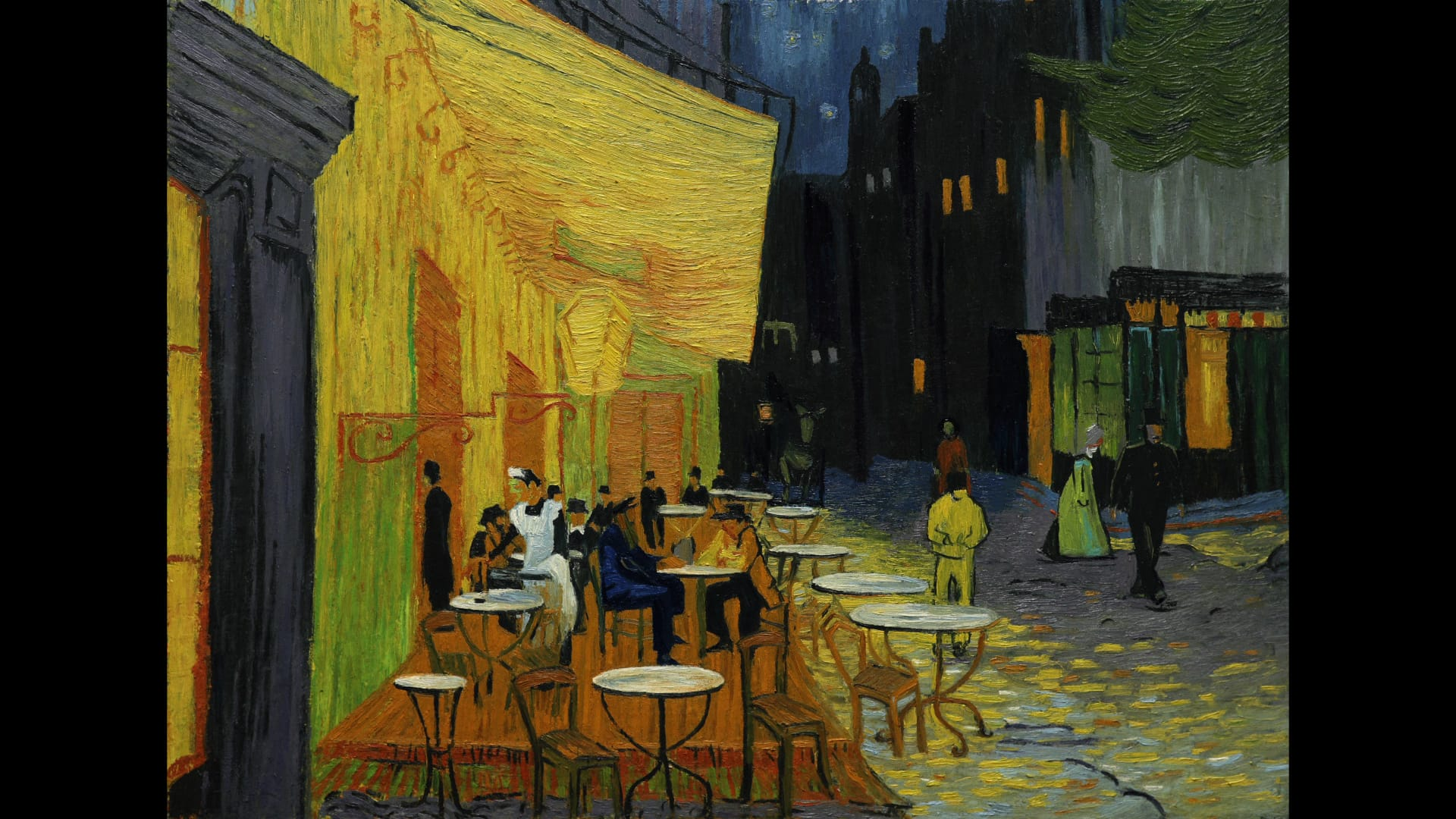 Festival international du film d'animation d'Annecy 2017 image La Passion Van Gogh