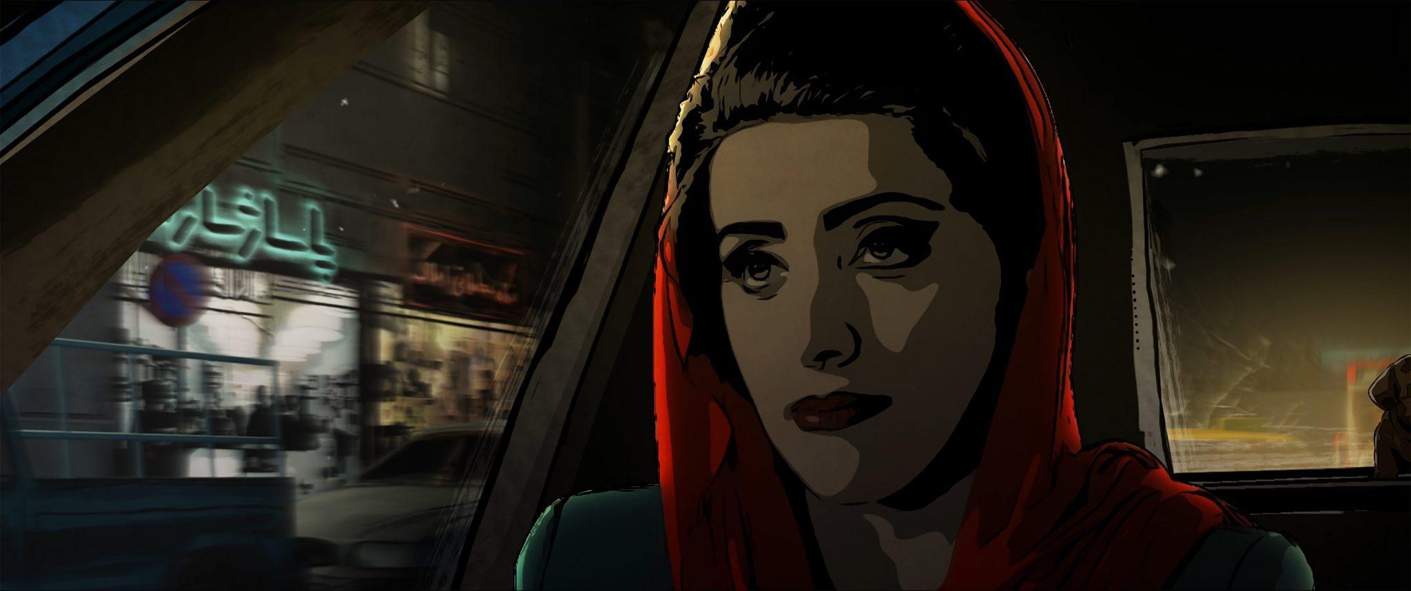 Festival international du film d'animation d'Annecy 2017 image Téhéran tabou