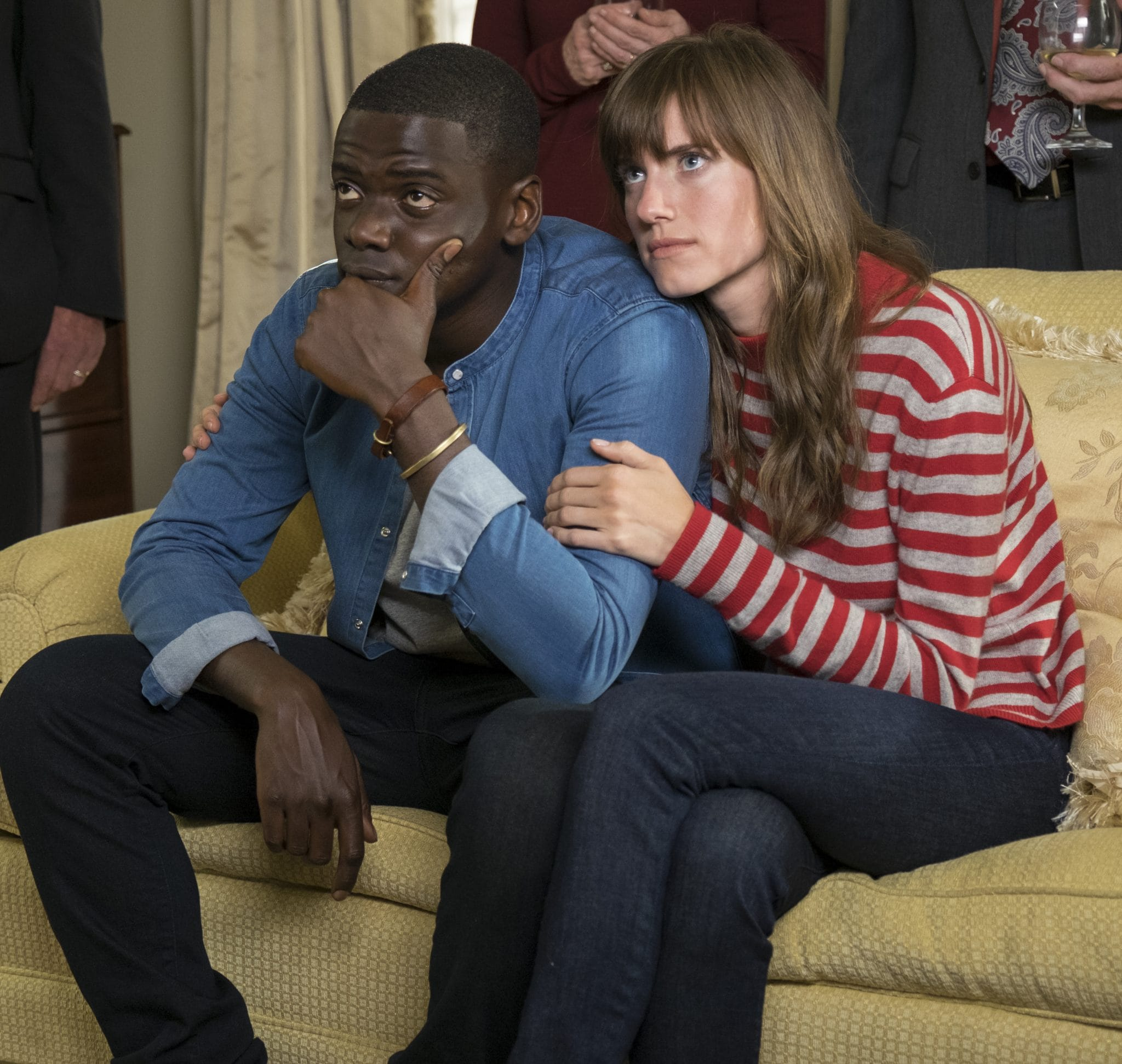 Get out critique film