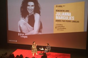 Julianna Margulies rencontre