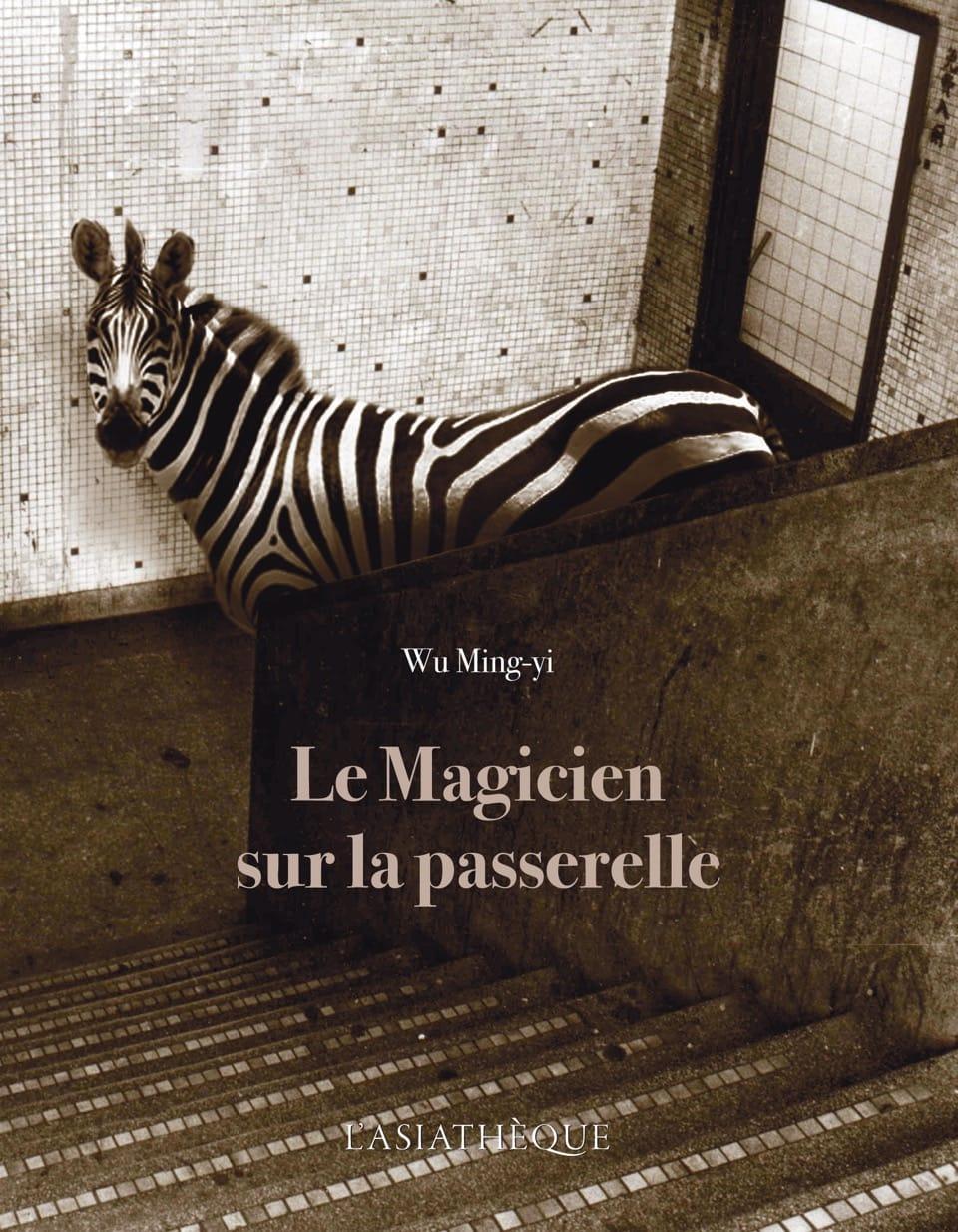 Le Magicien sur la passerelle Ming-yi Wu couverture livre
