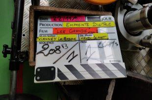 les grands saison 2 image tournage 12