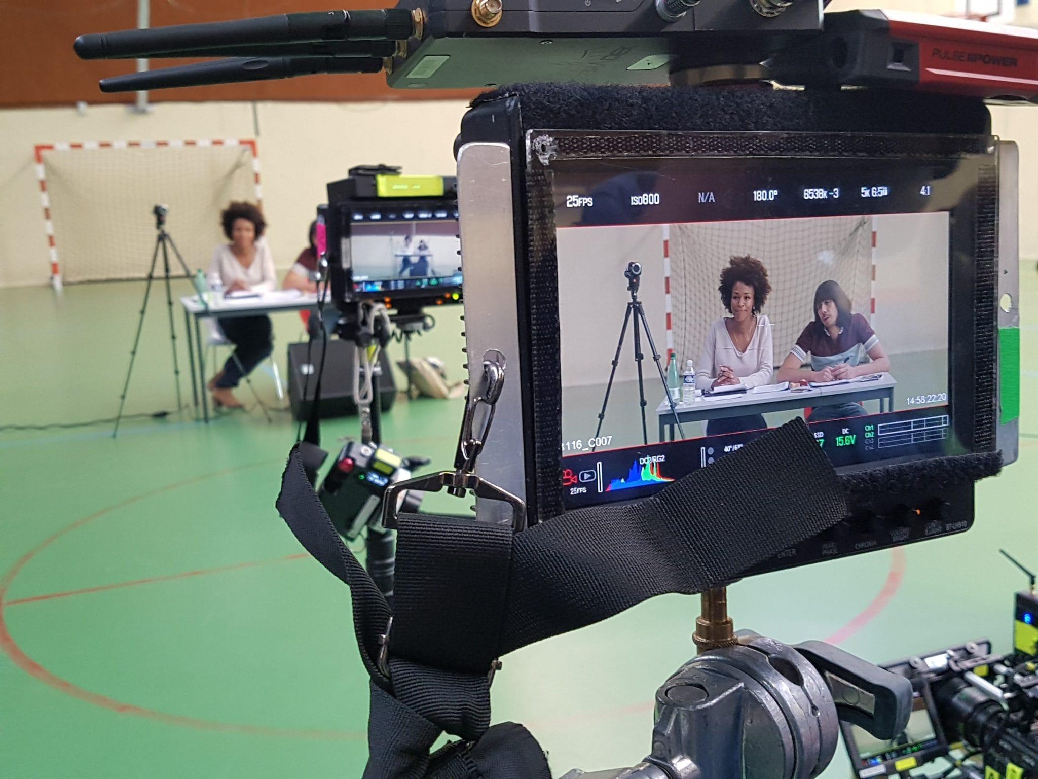 les grands saison 2 image tournage 8