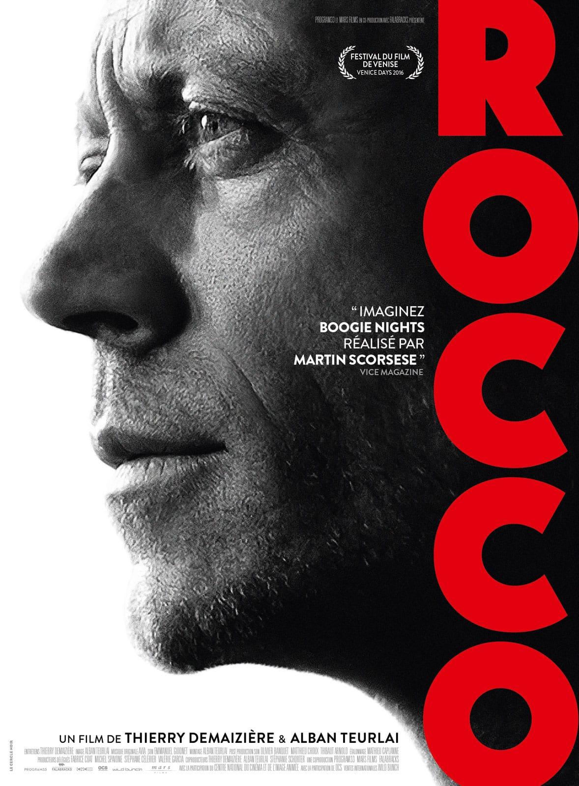 Rocco affiche critique dvd