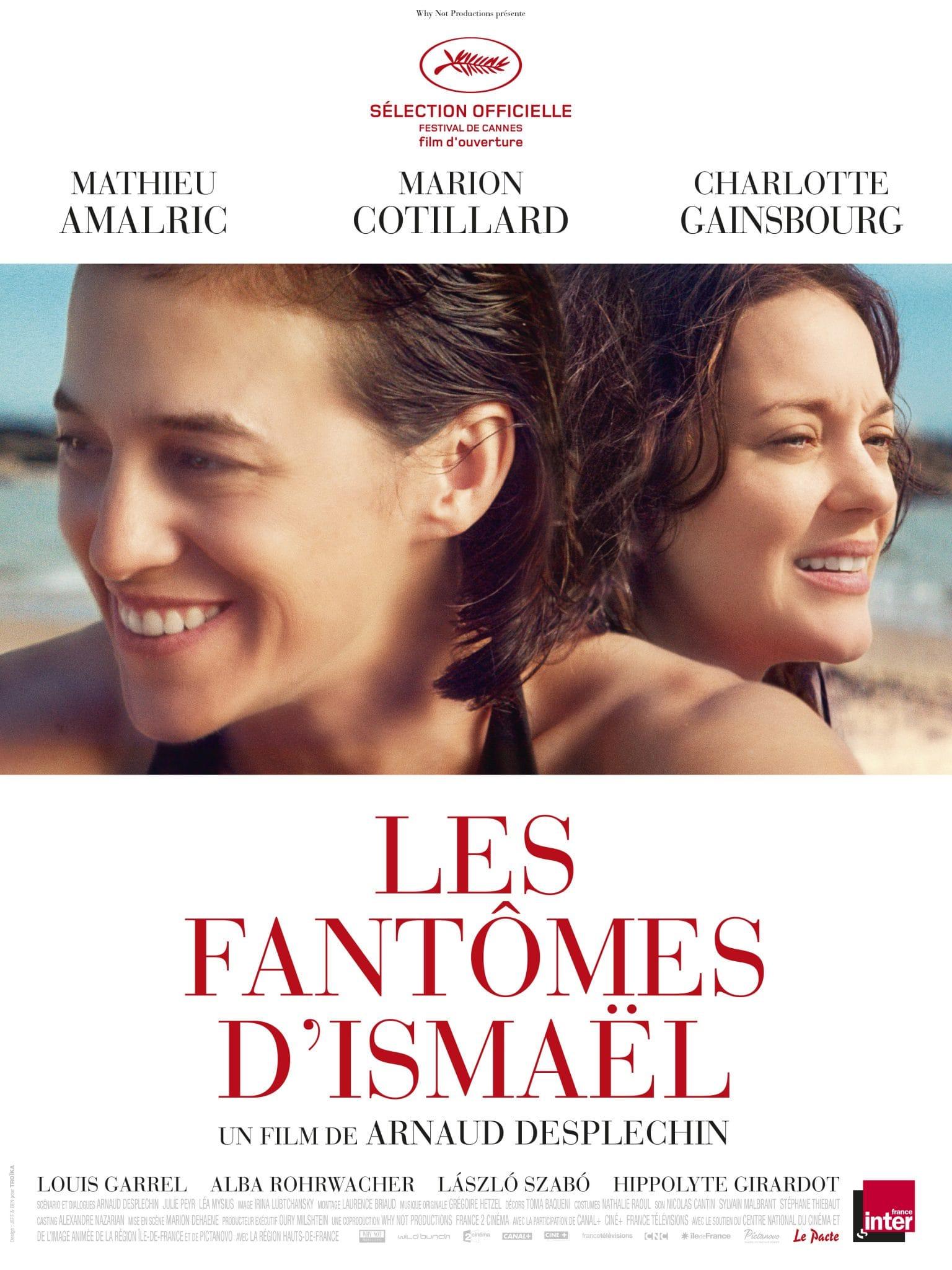 Affiche Les Fantômes d'Ismaël film