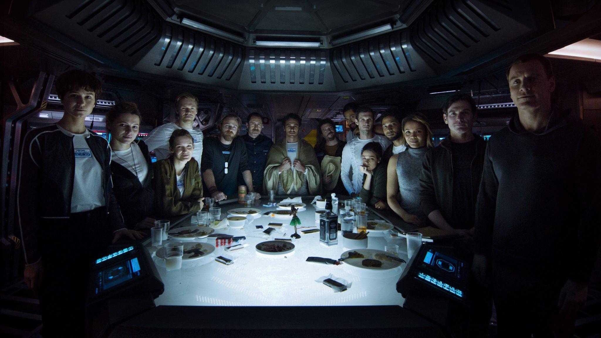 Alien: Covenant critique film photo