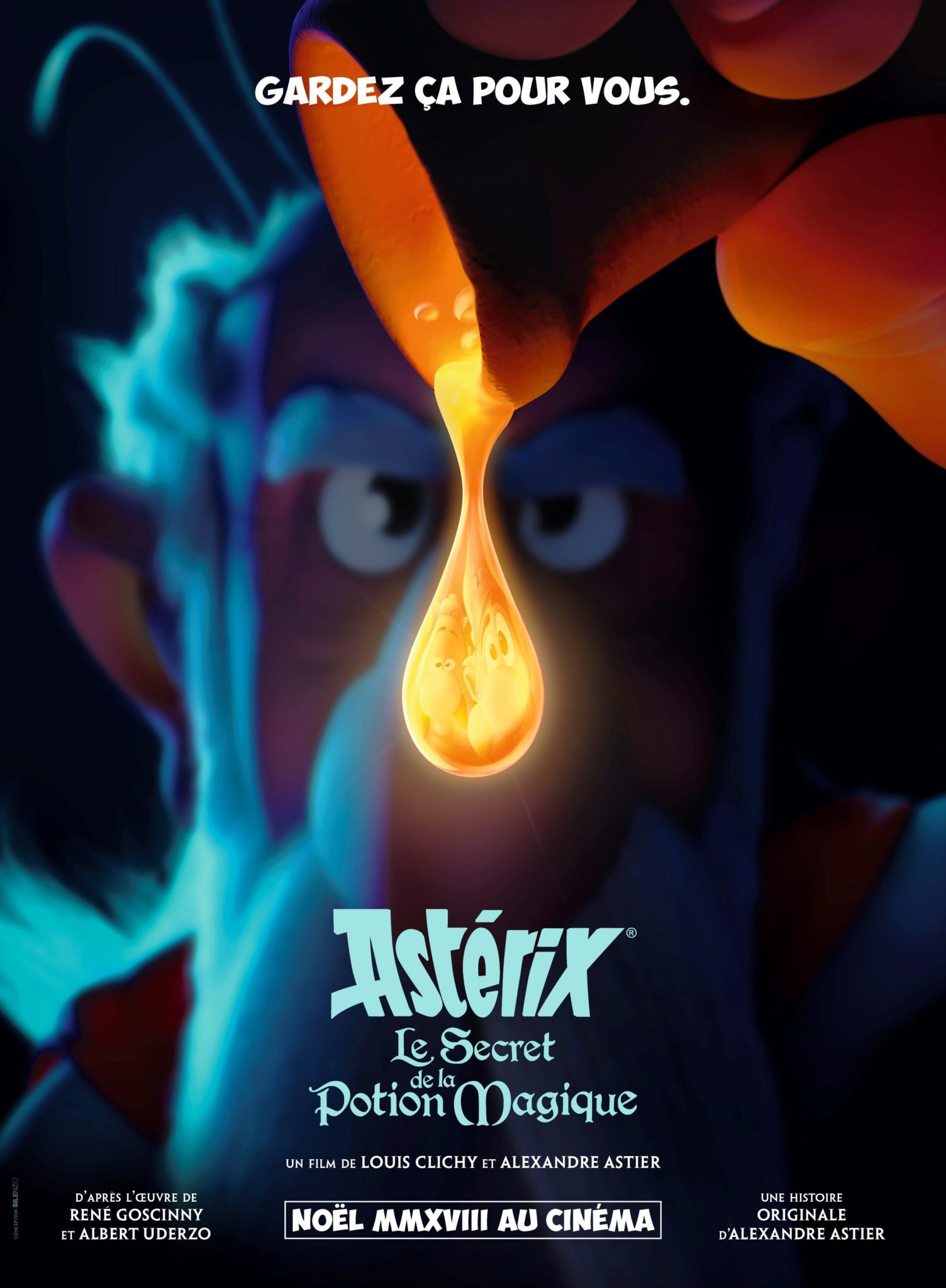 sortie cinema noel 2018 dessin animé Astérix et Obélix de retour au cinéma en 2018 dans