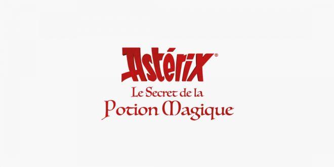 Astérix - Le Secret de la potion magique image logo
