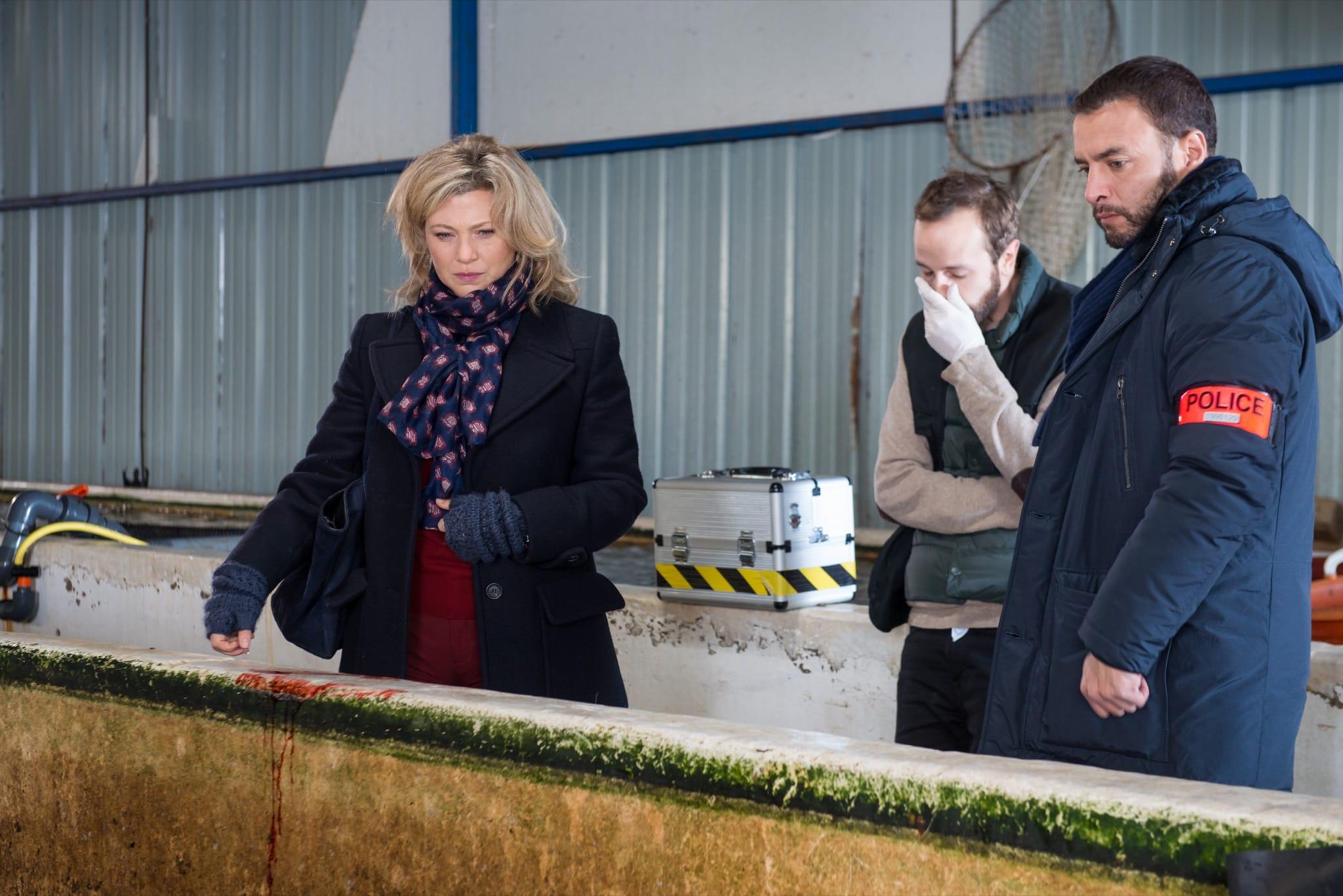 Critique candice renoir saison 5 bulles de culture - Cecile bois vie privee ...