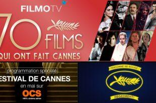 festival de cannes image filmotv arte ocs