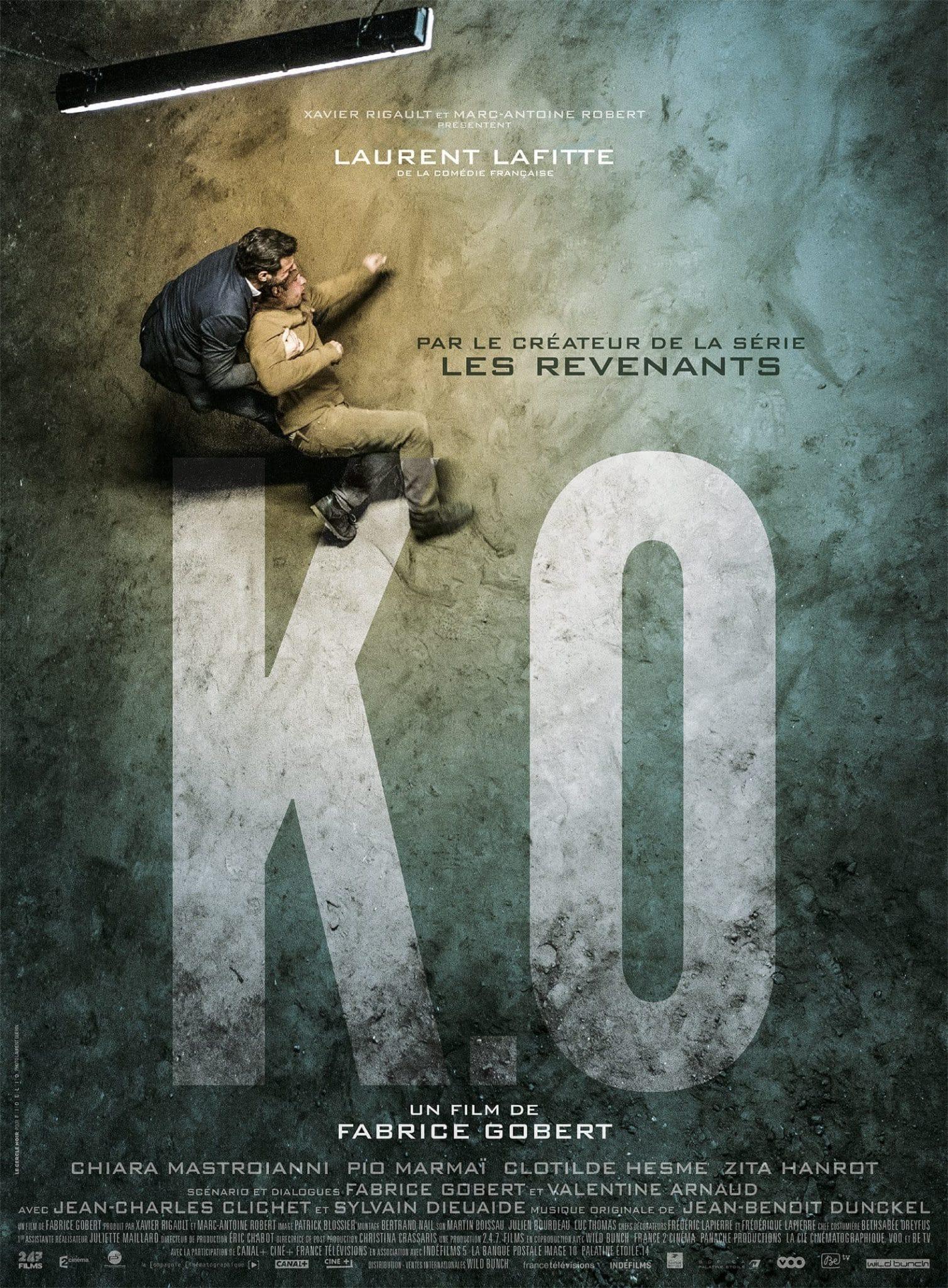 K.O. affiche