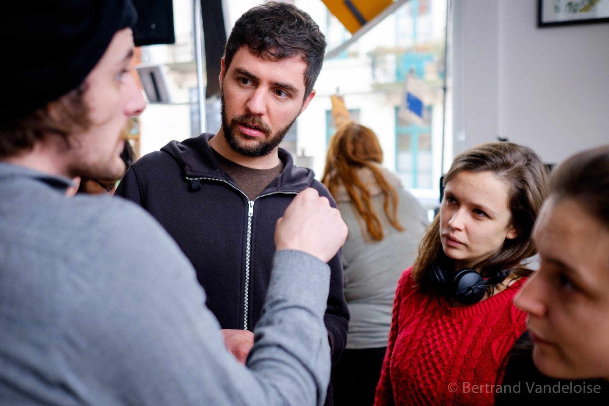LA THÉORIE DU Y Caroline Taillet, Martin Landmeters (c) Bertrand Vandeloise image 1