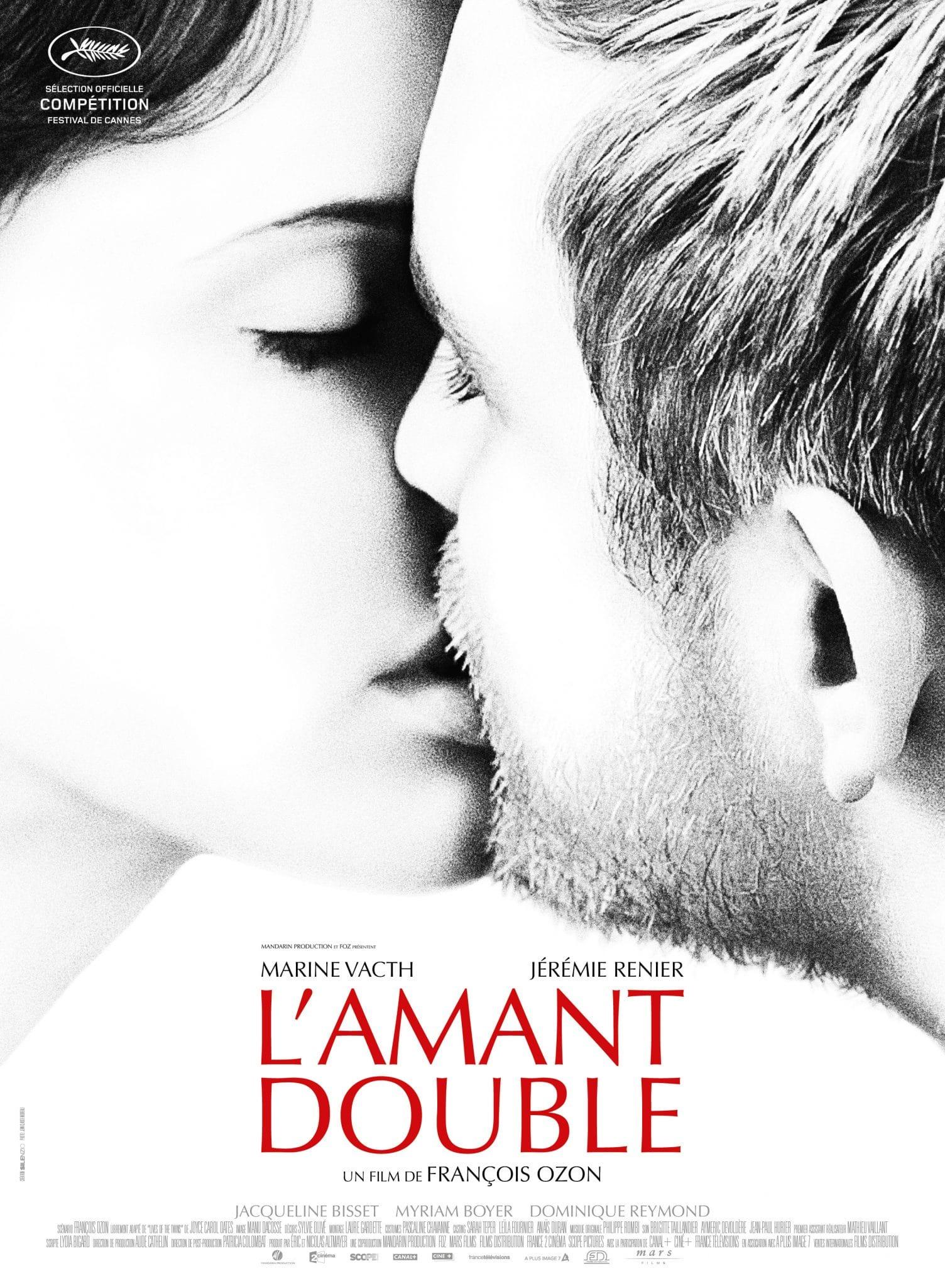 L'amant double affiche film