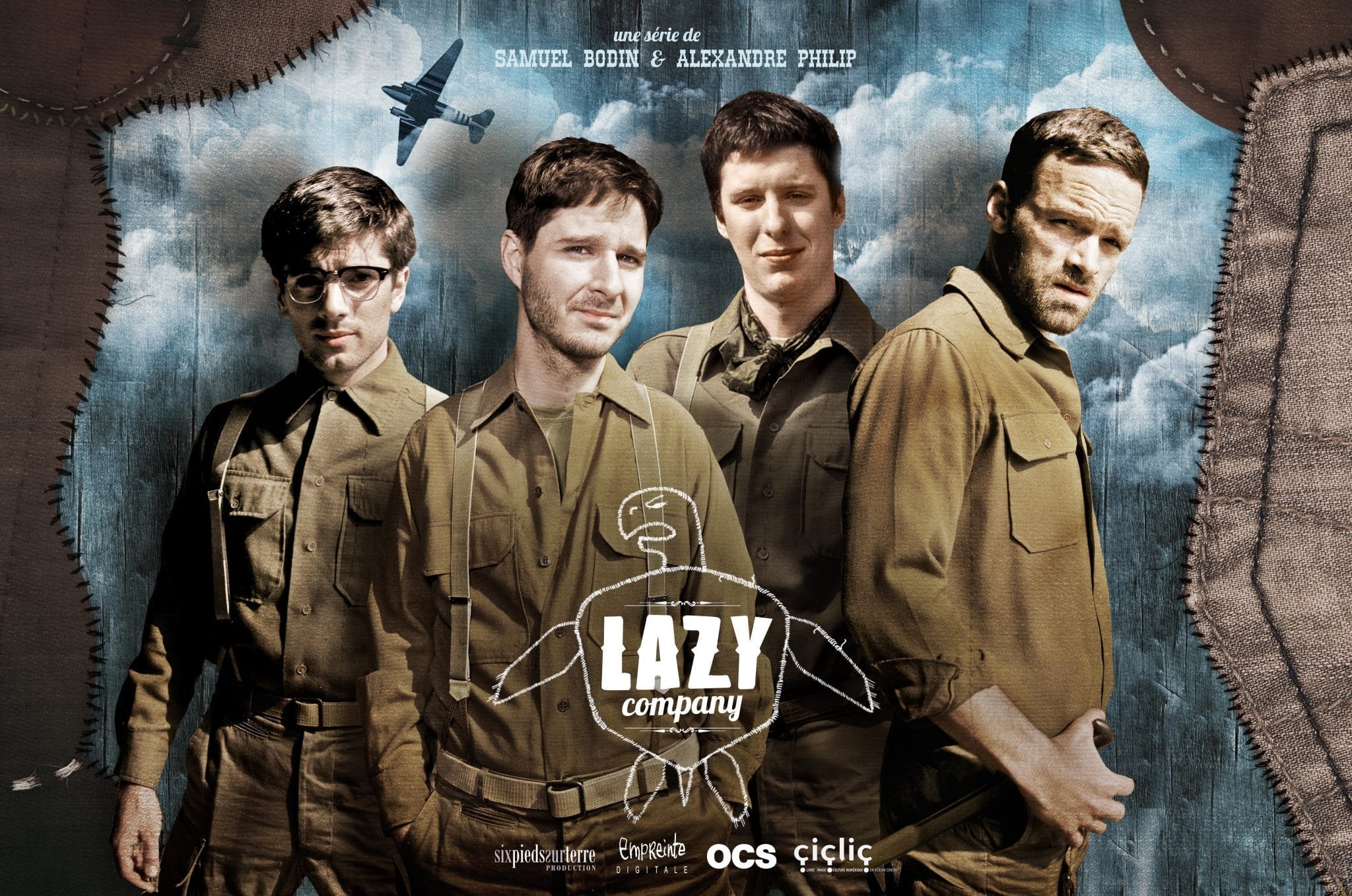 LAZY COMPANY SAISON 1 affiche