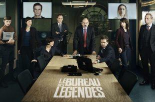 LE BUREAU DES LEGENDES Saison 3 affiche