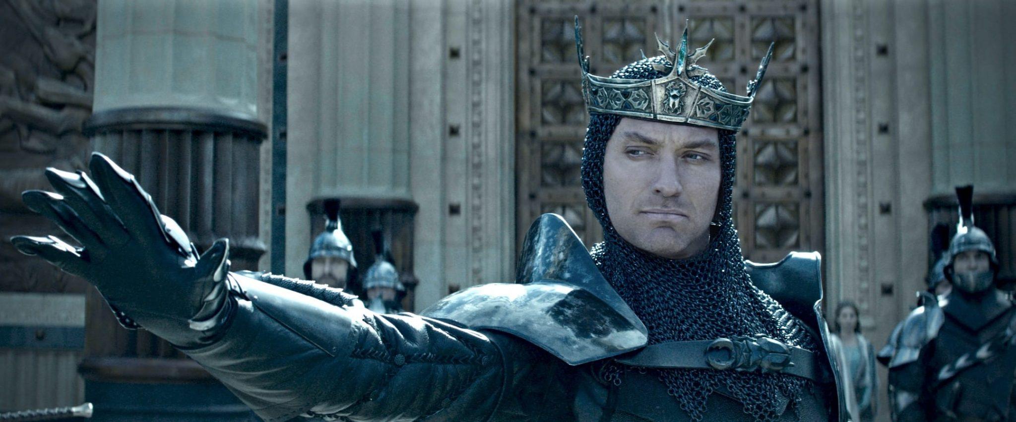 Le Roi Arthur La Légende d'Excalibur image 2