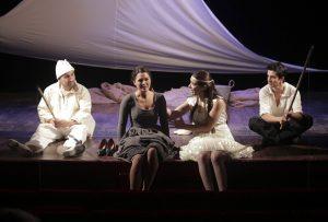 Les Fourberies de Scapin théâtre