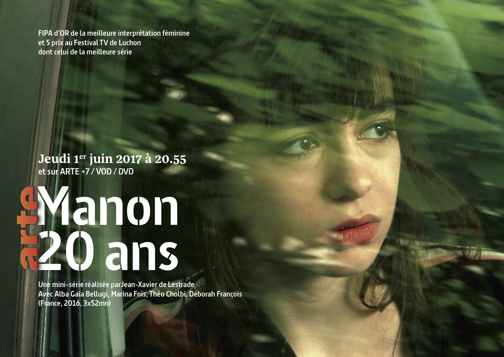 Manon 20 ans affiche