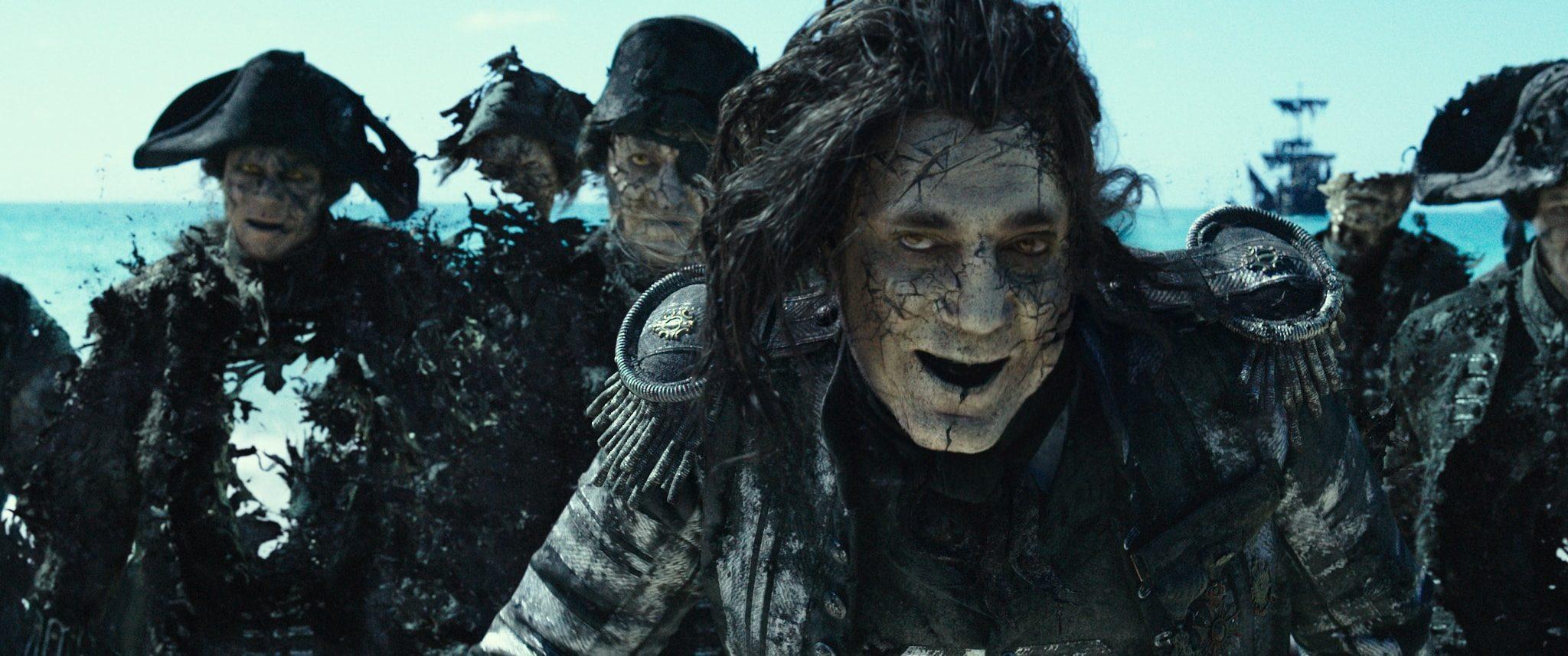 Pirates des Caraïbes La Vengeance de Salazar image 2