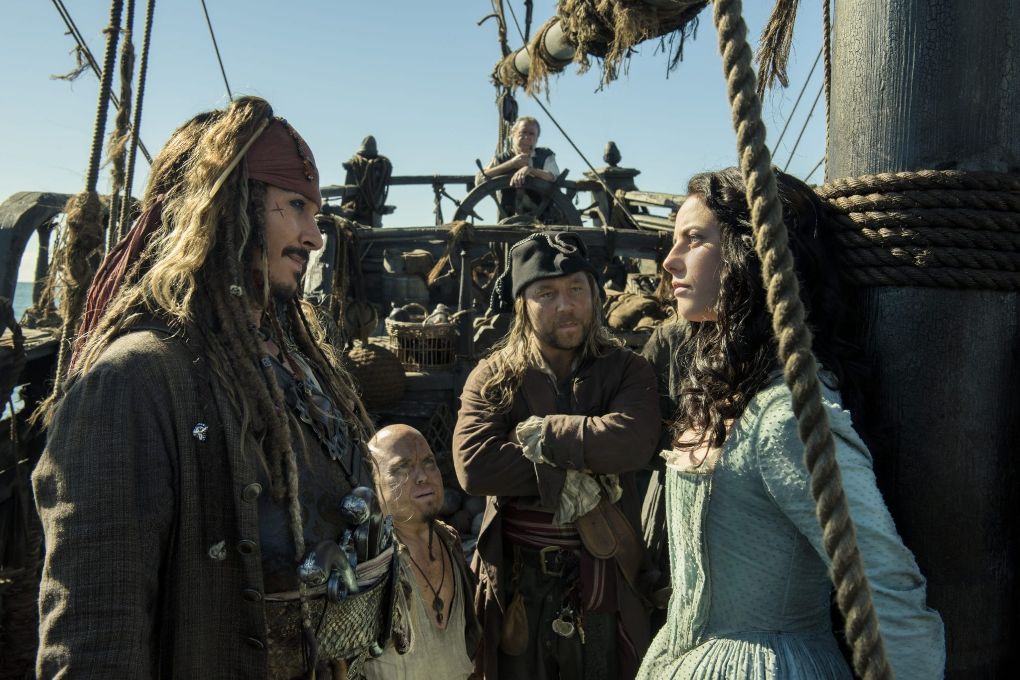 Pirates des Caraïbes La Vengeance de Salazar image 3