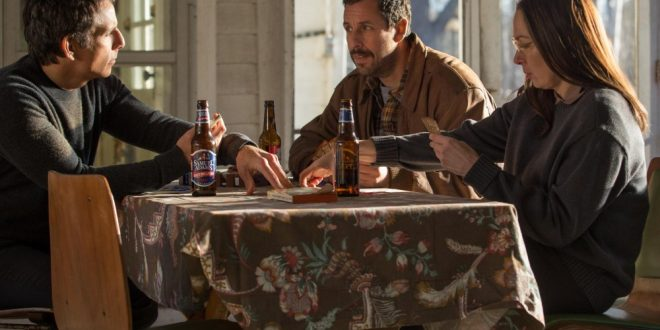 The Meyerowitz Stories critique film photo