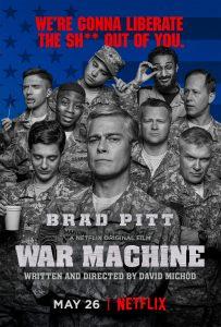 War Machine affiche phot