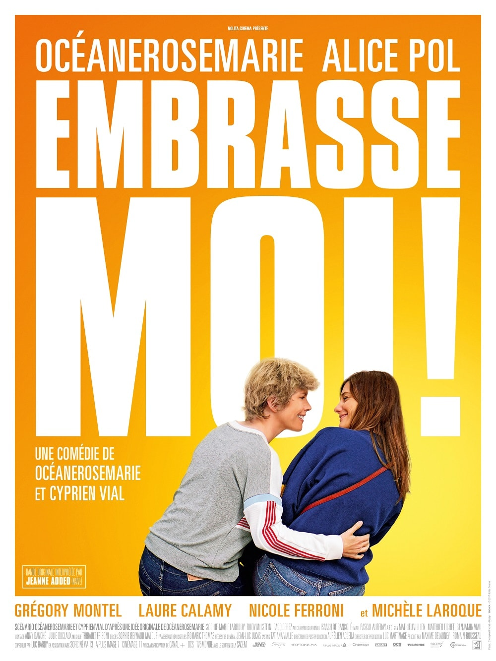 Embrasse-moi ! affiche