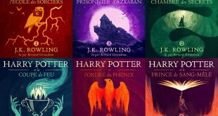 Harry Potter audible image couvertures tomes 1 à 6
