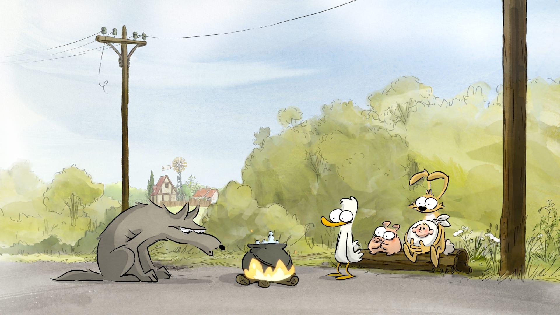 Le grand méchant renard et autres contes image 2