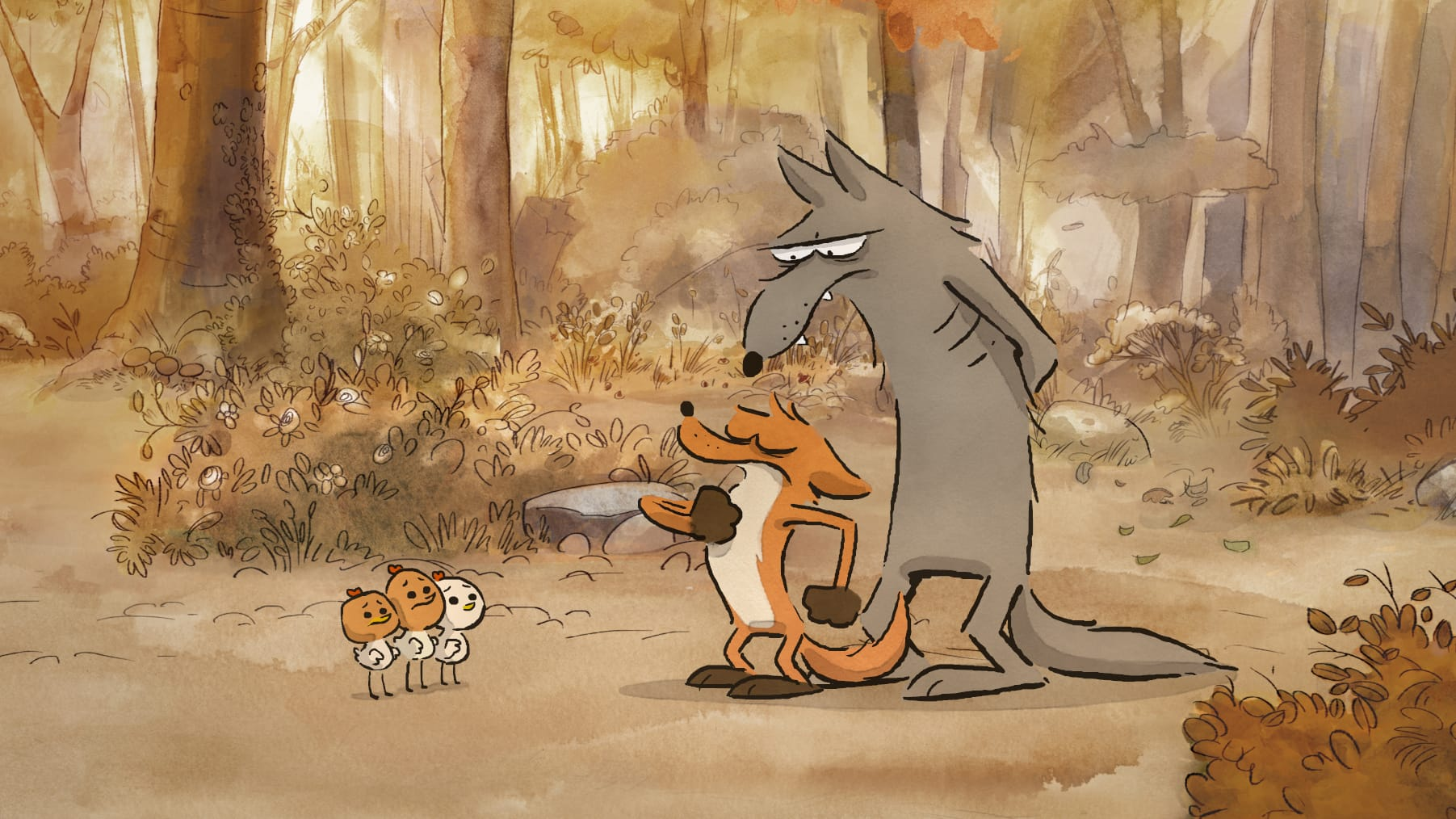 Le grand méchant renard et autres contes image 3
