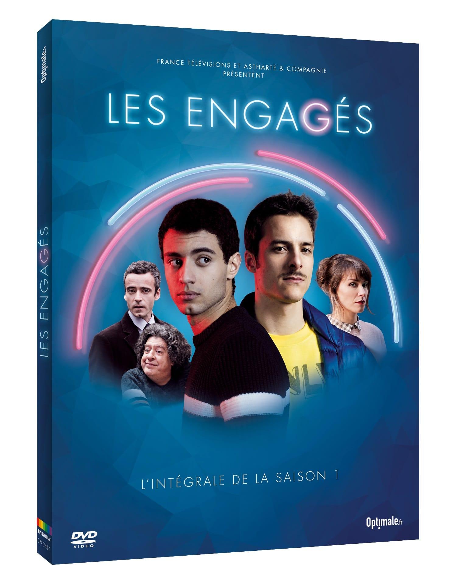 Les Engagés DVD