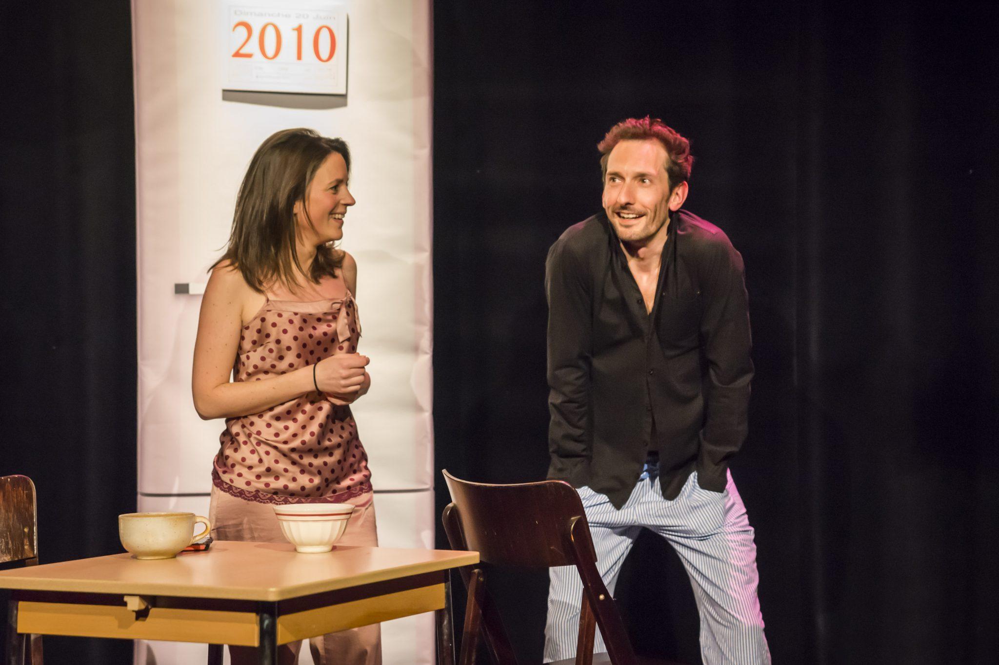 Les Fêlés _Cloé Horry et Serge Bonafous 1
