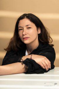 photo officielle de Manon Coubia de la Semaine de la Critique 2017