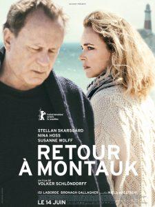 Retour à Montauk affiche