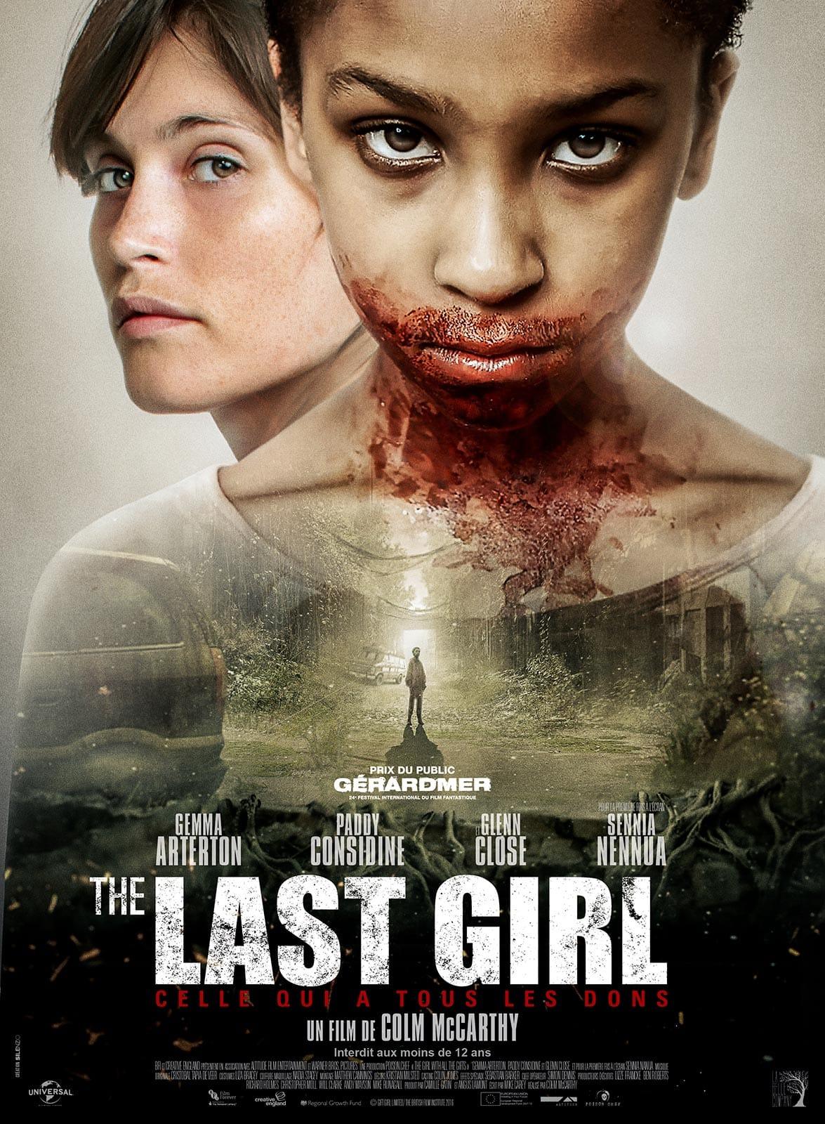 """[CRITIQUE] """"The Last Girl"""" (2017) : La réincarnation du film de zombies 1 image"""