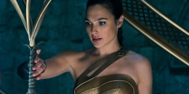 Wonder Woman critique photo film
