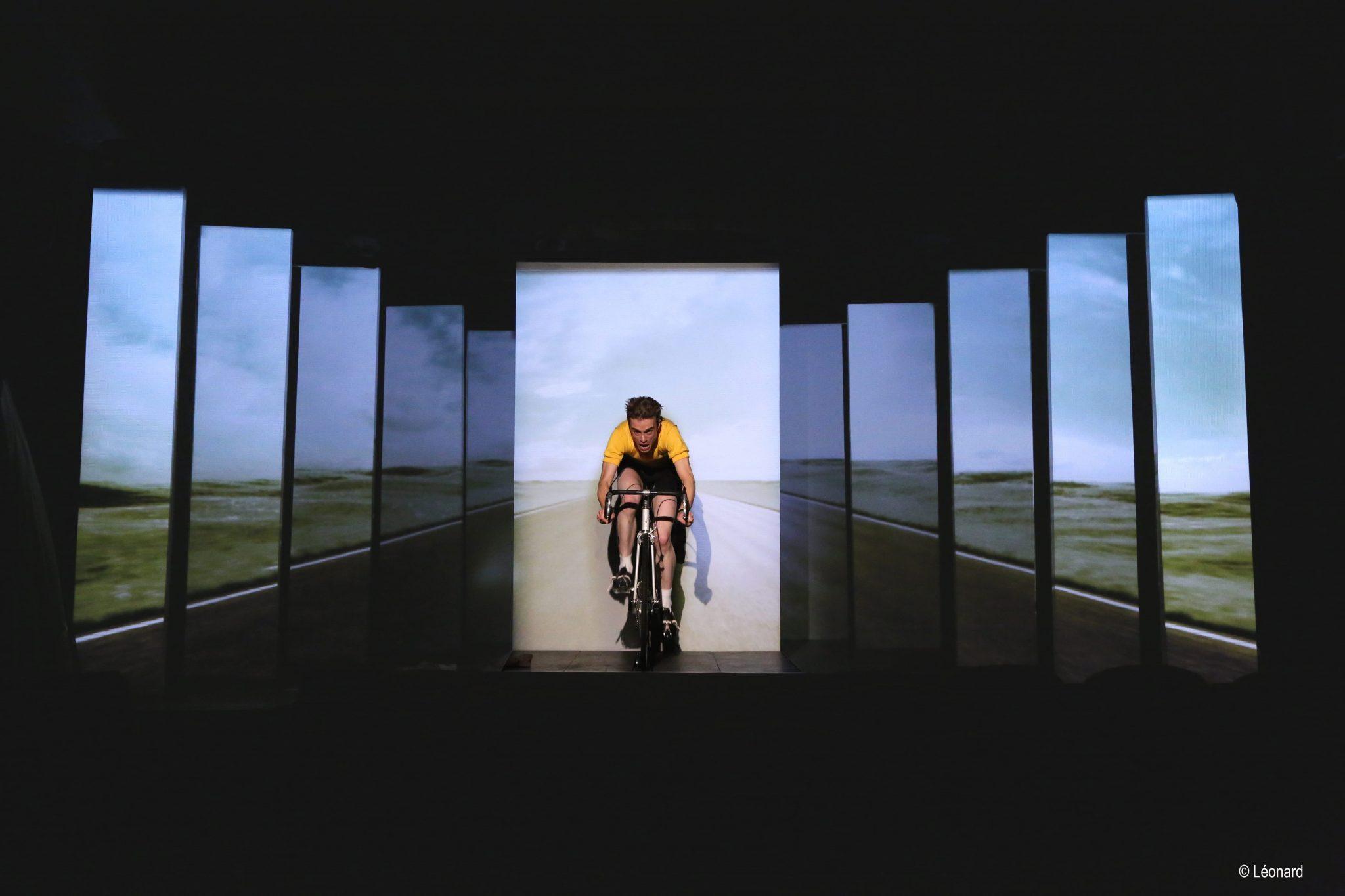 Anquetil tout seul image 2 (c) Leonard