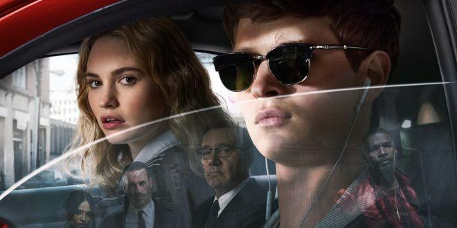 """Critique / """"Baby Driver"""" (2017) : Edgar Wright à 200 à l'heure ! 1 image"""