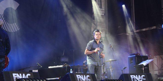 Benjamin Biolay Fnac Live Festival 2017