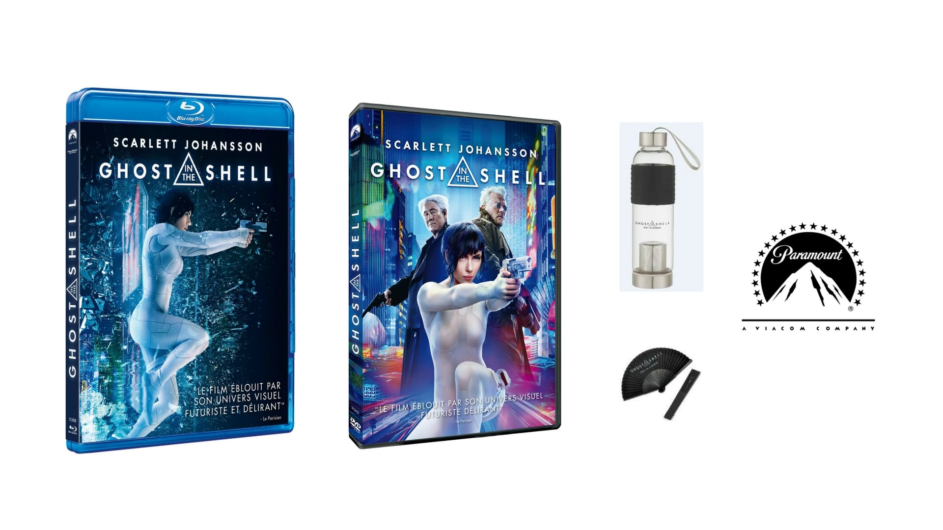 concours Ghost in the Shell image