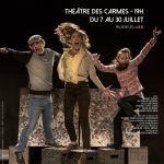 [CRITIQUE] «Le Quatrième Mur» par la Compagnie des Asphodèles : une histoire de c(h)oeur