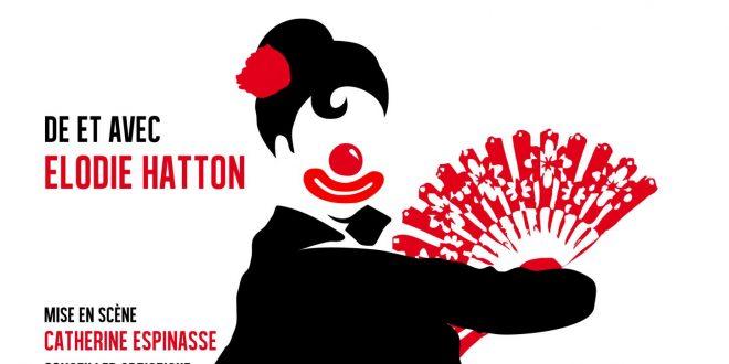 Olé ! affiche théâtre élodie hatton