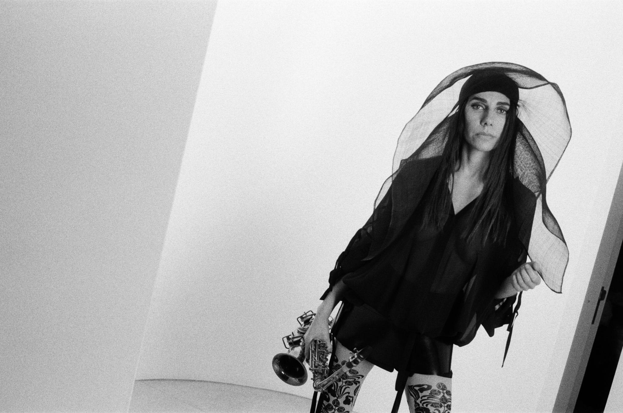 PJ Harvey Rock en Seine 2017